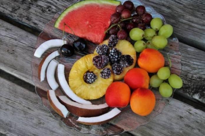 Peu de calories dans ces quelques fruit