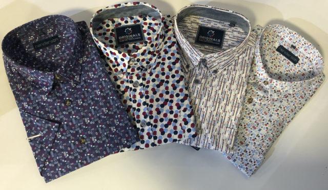 nouvelle collection de chemisette grande taille du printemps