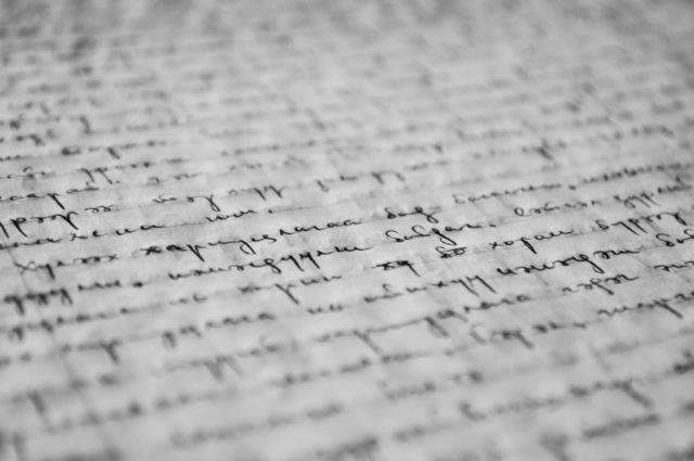 Ecrire votre histoire