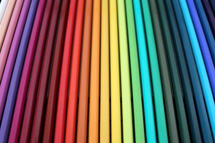 Une multitude de couleurs s'offrent à vous !