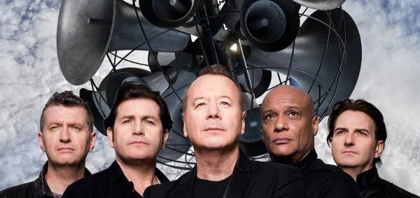SIMPLE MINDS REVEAL NEW SINGLE 'HONEST TOWN' LISTEN HERE