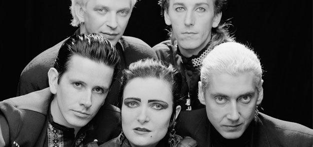 SIOUXSIE & THE BANSHEES REISSUES OF THEIR FINAL FOUR STUDIO ALBUMS ANNOUNCED
