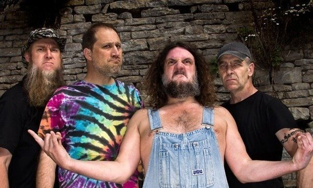 """NEW ALBUM FROM HAYSEED DIXIE: """"HAIR DOWN TO MY GRASS"""""""