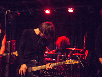 CATFISH COAST TO COAST: A photo tour across America with CATFISH AND THE BOTTLEMEN PT 4 13
