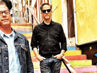 """WATCH: CALEXICO'S VIDEO FOR  """"FALLING FROM THE SKY"""""""