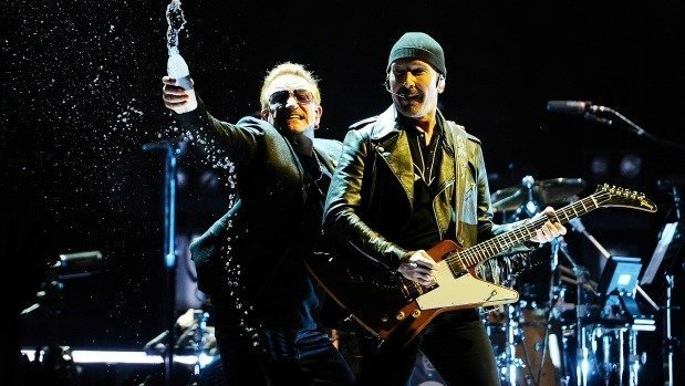 U2 - KICK OFF iNNOCENCE + eXPERIENCE TOUR IN VANCOUVER