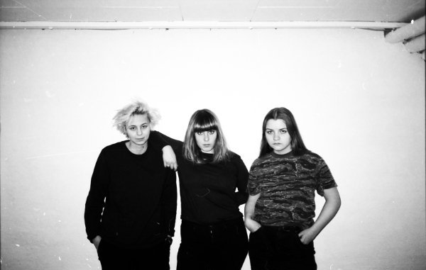 BABY IN VAIN - return with ferocious new track 'Muscles'