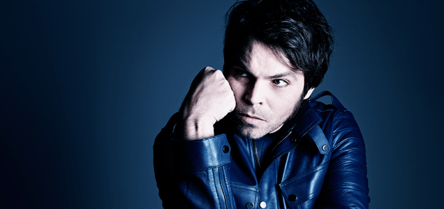 "GAZ COOMBES to release reworked new single ""MATADOR (DA CAPO)"" on 18th September 2015"