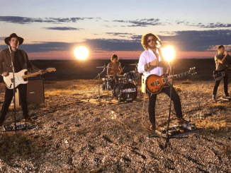 TRACK OF THE DAY: THE WHOLLS - 'X21' (VIDEO)