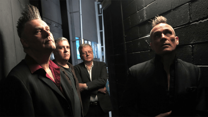 THE MEMBRANES to tour with THERAPY?