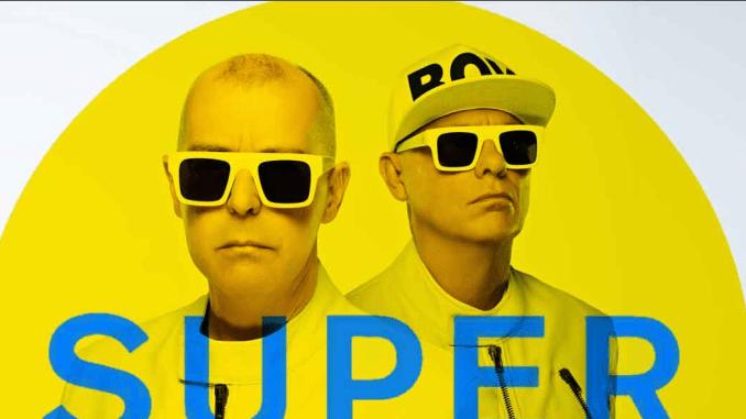 ALBUM REVIEW: PET SHOP BOYS - SUPER 2