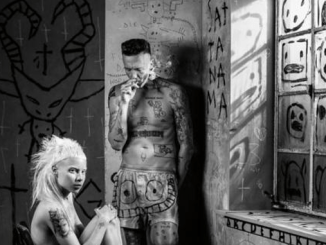Die Antwoord Share New Track 'Bum Bum' From New album 'Suck On This' Mixtape - Listen