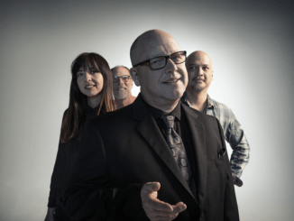 Listen to 'Talent' the new track from Pixies