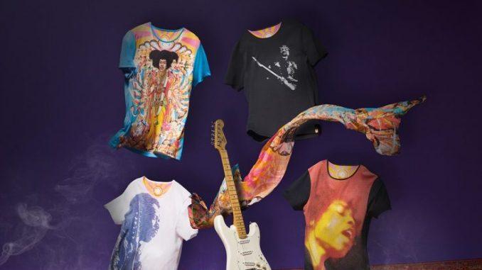 Pretty Green launch Jimi Hendrix collection 1
