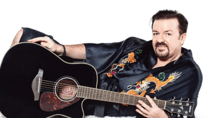 Album Review: David Brent - Life On The Road