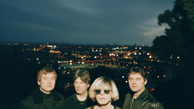 THE CHARLATANS - Announce New Album 'Different Days' Featuring Very Special Guests 1