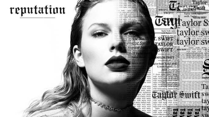 """TAYLOR SWIFT - Releases new single """"Look What You Made Me Do"""" - Listen HERE"""