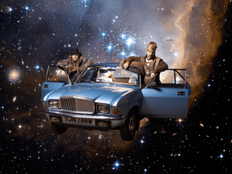 Steve Mason and Primal Scream's Martin Duffy collaborative on 4 track mini album as Alien Stadium
