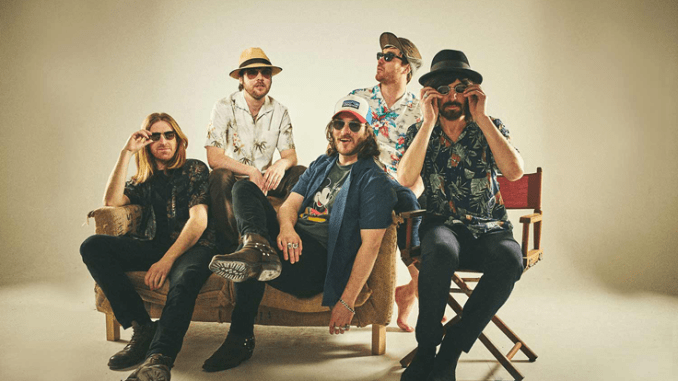 THE CORAL announce new album 'Move Through The Dawn' to be released August 17th