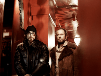 MARK LANEGAN & DUKE GARWOOD announce With Animals, due 24th August on Heavenly Recordings, plus UK live dates