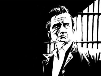 BOOK REVIEW: Johnny Cash: I See A Darkness By Reinhard Kleist