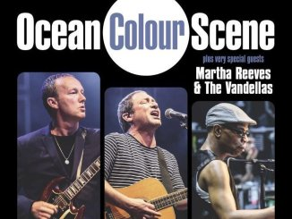 OCEAN COLOUR SCENE Announce UK Christmas Shows with very special guests Martha Reeves & The Vandellas