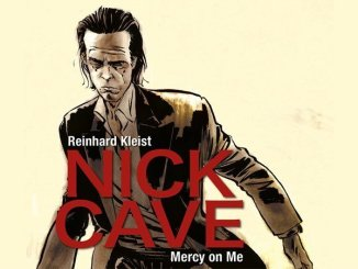 BOOK REVIEW: Nick Cave: 'Mercy on Me' by Reinhard Kleist