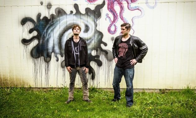 """Seattle Punk Brothers WATCH ROME BURN Bring The Fire With New Album """"VOX HERETIC"""""""