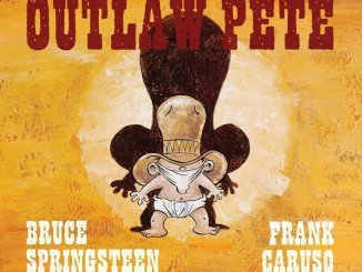 BOOK REVIEW: Outlaw Pete - Bruce Springsteen and Frank Caruso
