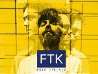 FEED THE KID announce new single 'Achilles Heel' - Listen Now 1