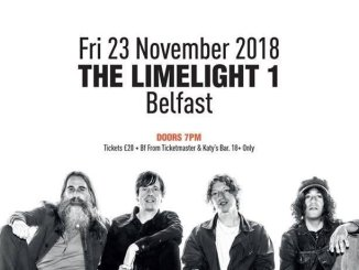 WIN: Tickets to see CAST at The Limelight 1 on Friday 23rd November 2018 2