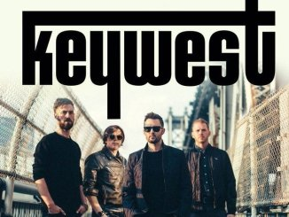 Irish four piece rock/pop band KEYWEST announce headline Belfast show on Thursday 28th March 2019 at The Limelight 1