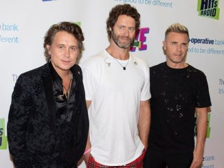 TAKE THAT feel 'settled' despite lineup changes