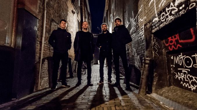 THE SLOW READERS CLUB Announce European Headline Tour