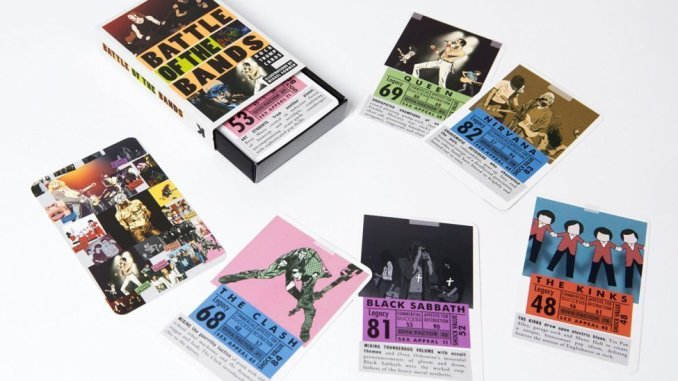 FEATURE: The card games every music fan wants to play 1