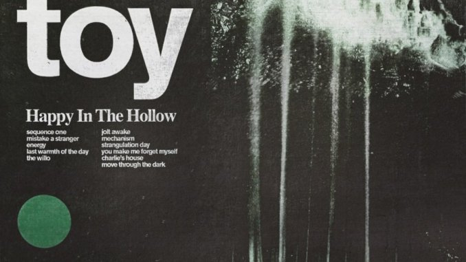 ALBUM REVIEW: TOY - Happy In The Hollow