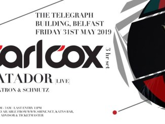 King of Techno CARL COX set to play The Telegraph Building, Belfast this summer