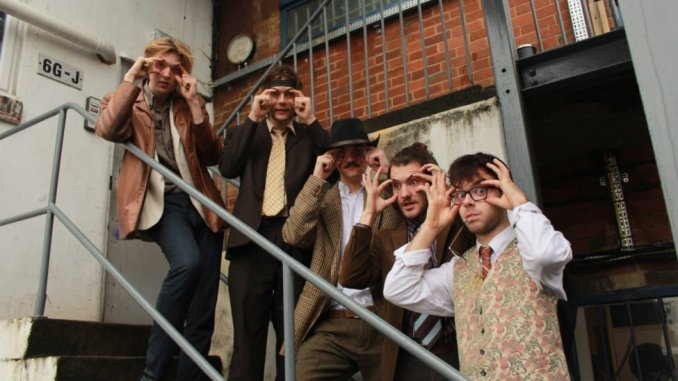 INTERVIEW: JEEP from rising Coventry five-piece 'FEET' discusses UK and Irish headline tour
