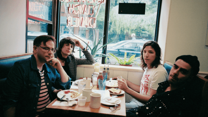 PREMIERE: Ivan & The Parazol traverse themes of flirtation and relationships on glam-psych number 'Is That' - Listen Now