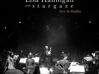 LISA HANNIGAN & s t a r g a z e share 'Bookmark' taken from her forthcoming album, Live In Dublin