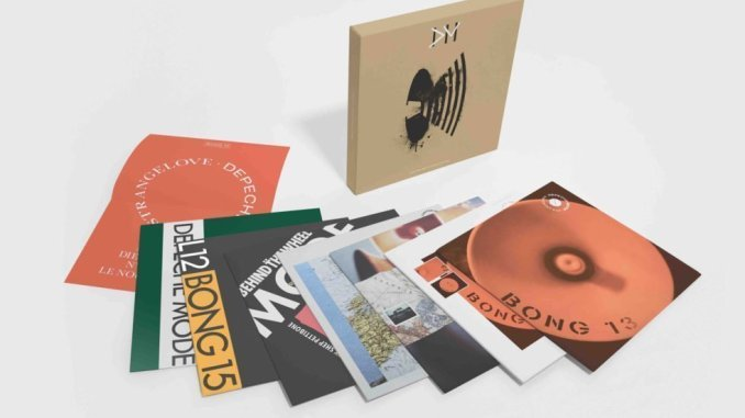 DEPECHE MODE collector's edition series continues with release of Black Celebration & Music For The Masses The 12″ Singles, May 31st 4