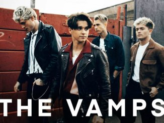 THE VAMPS - Release their 'Missing You' EP ahead of Belfast & Dublin Shows 1