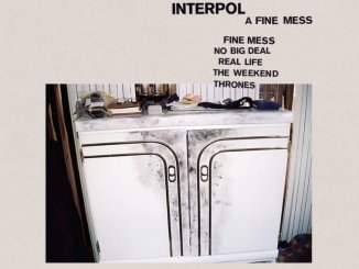 REVIEW: Interpol - A Fine Mess EP