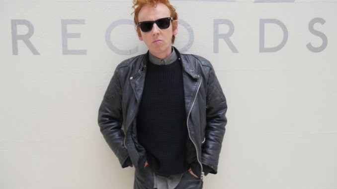 First Look images of new Alan McGee biopic Creations Stories! 1