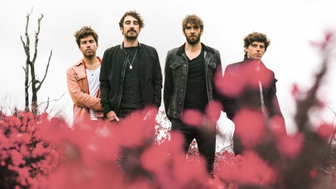 """INTERVIEW: The Coronas' Danny O'Reilly - """"Playing live is like a drug to me"""" 3"""