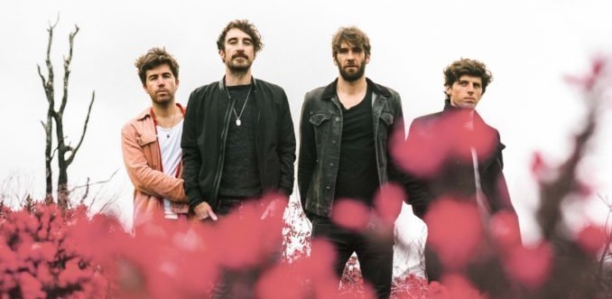 """INTERVIEW: The Coronas' Danny O'Reilly - """"Playing live is like a drug to me"""" 5"""