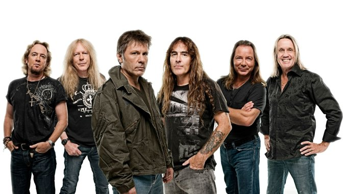 IRON MAIDEN to headline Belfast's Belsonic in Ormeau Park on Monday, June 15th