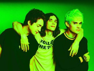 US pop-punk trio WATERPARKS announce headline Belfast show at the Waterfront Studio, Saturday 25th January