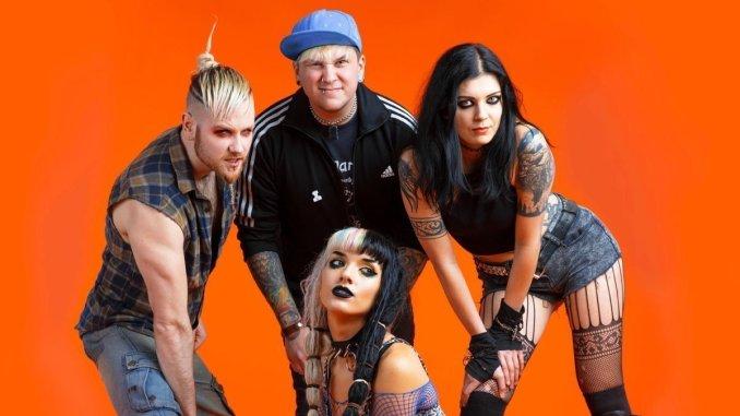HANDSOFFGRETEL announce headline Belfast show at Voodoo on Friday 14th February 2020