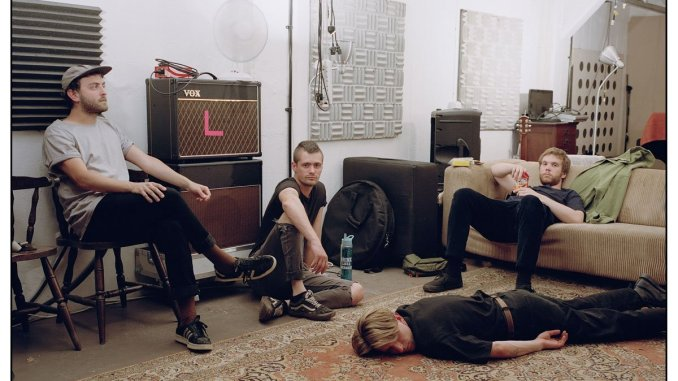 HEAVY LUNGS release 'Measure' EP tomorrow - Watch the video for first single '(A Bit Of A) Birthday'